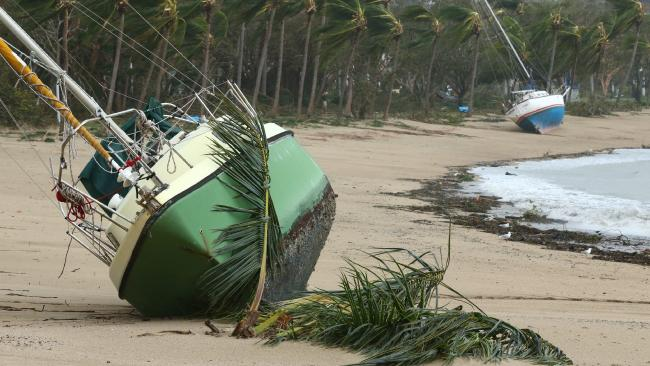 Cyclone Debbie Aftermath