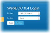WebEOC 8.4