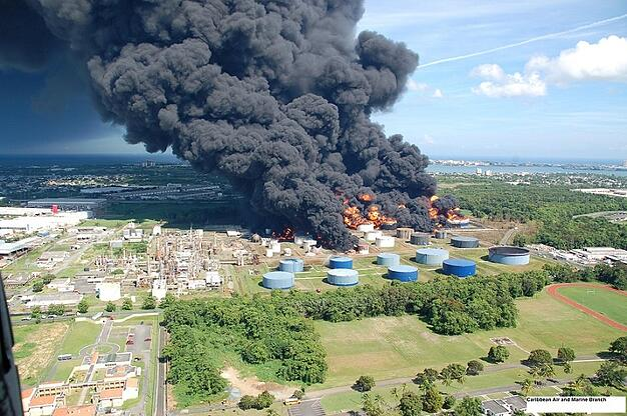 Caribbean Petroleum Corporation Disaster