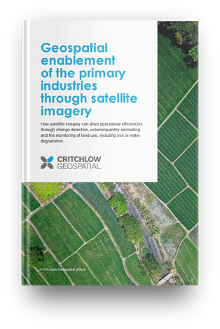 Critchlow - eBook - Primary industries satellite imagery eBook