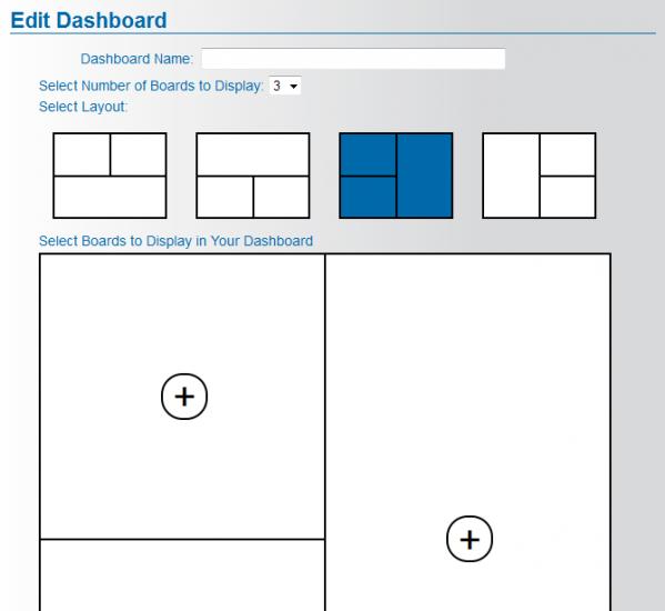 WebEOC Dashboard Plugin