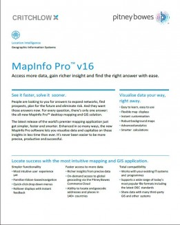 MIPro datasheet