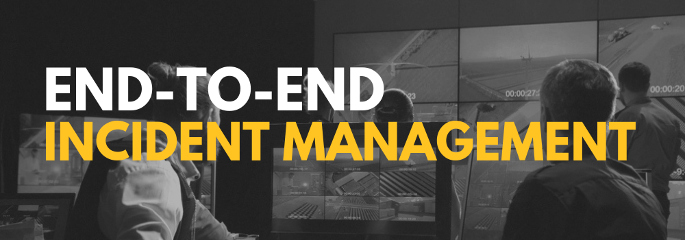 End-to-end incident management - Appiture