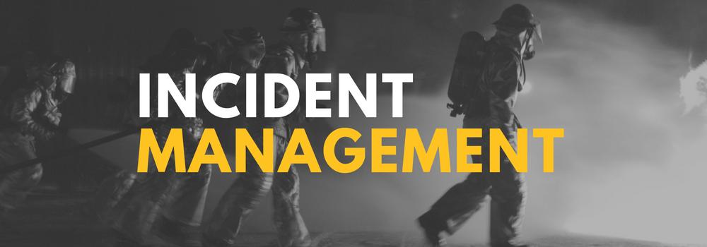 Incident Management - WebEOC