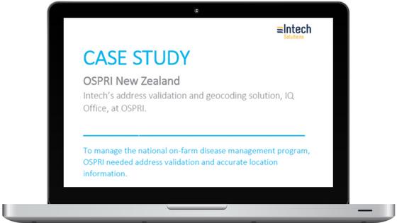 OSPRI case study