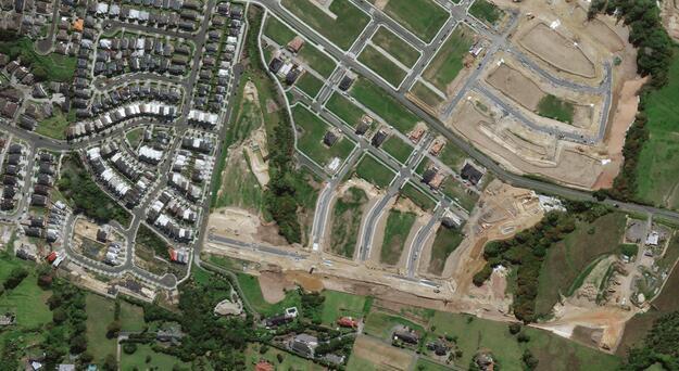 Banking & Insurance spatial data