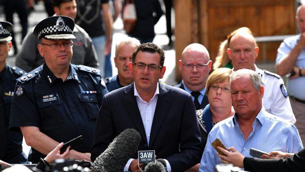 Victorian Government Crisis Response Image Credit Fairfax