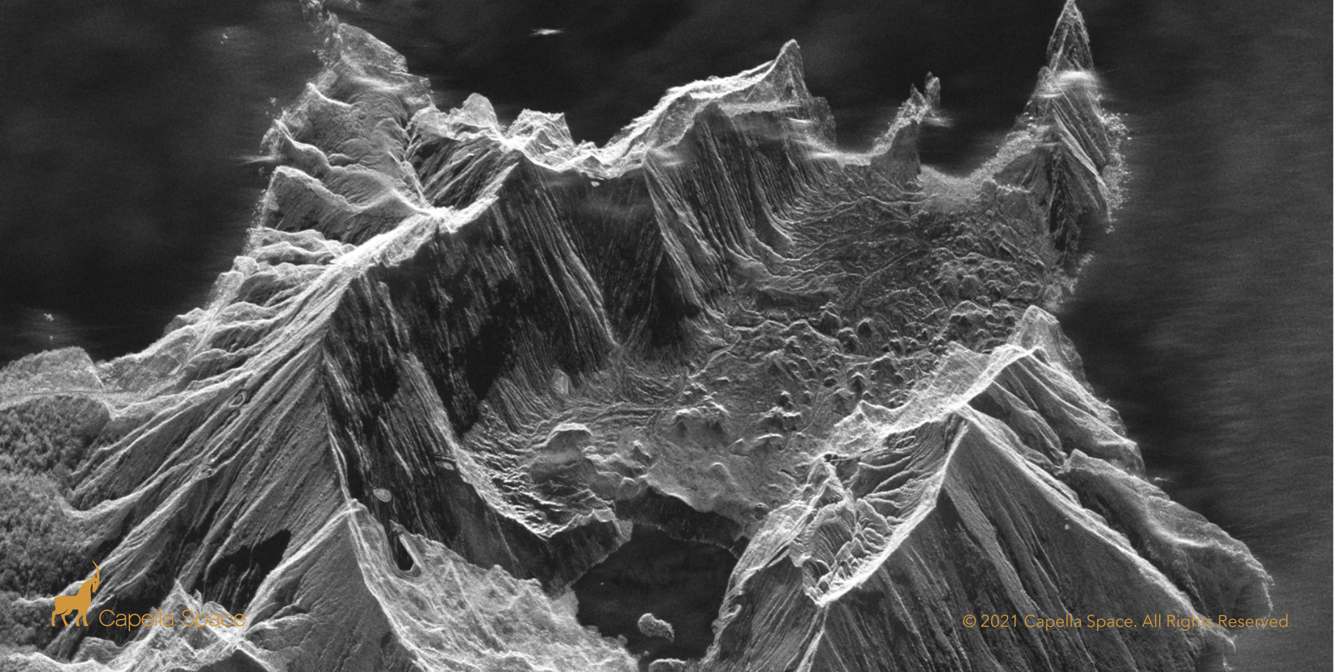 Whakaari/white Island, New Zealand satellites pictures.