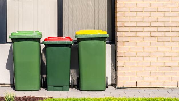 Optimising route planning waste management