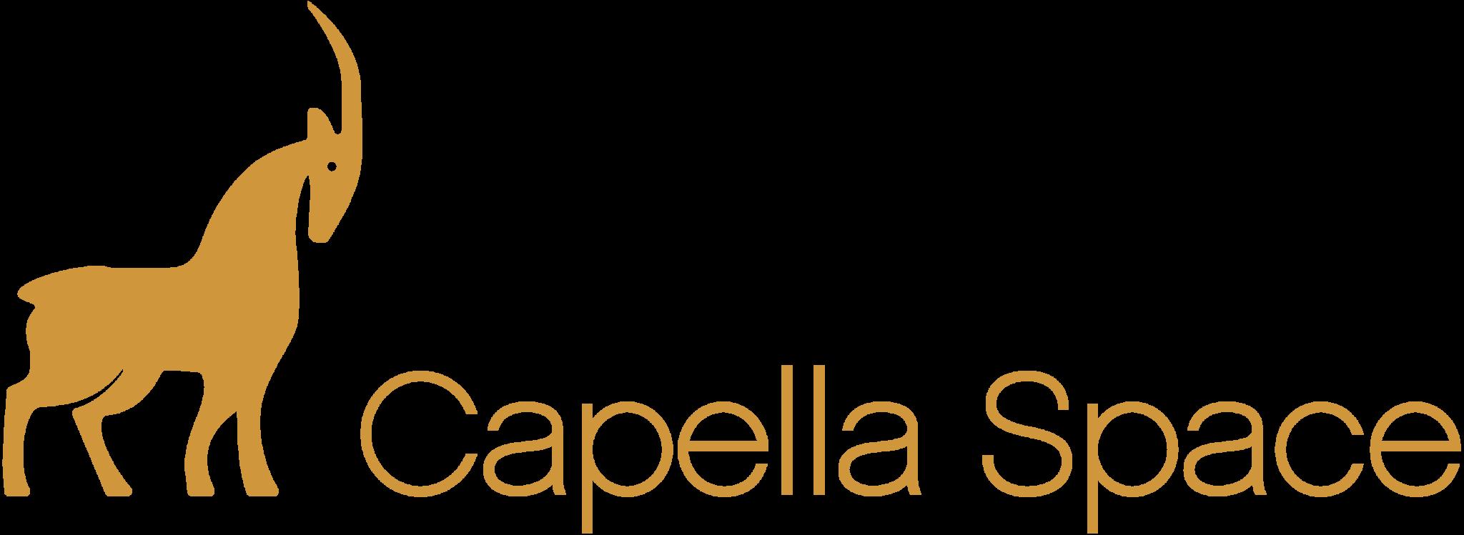Capella Space logo