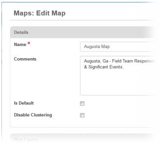 WebEOC 8.5 - Edit Map