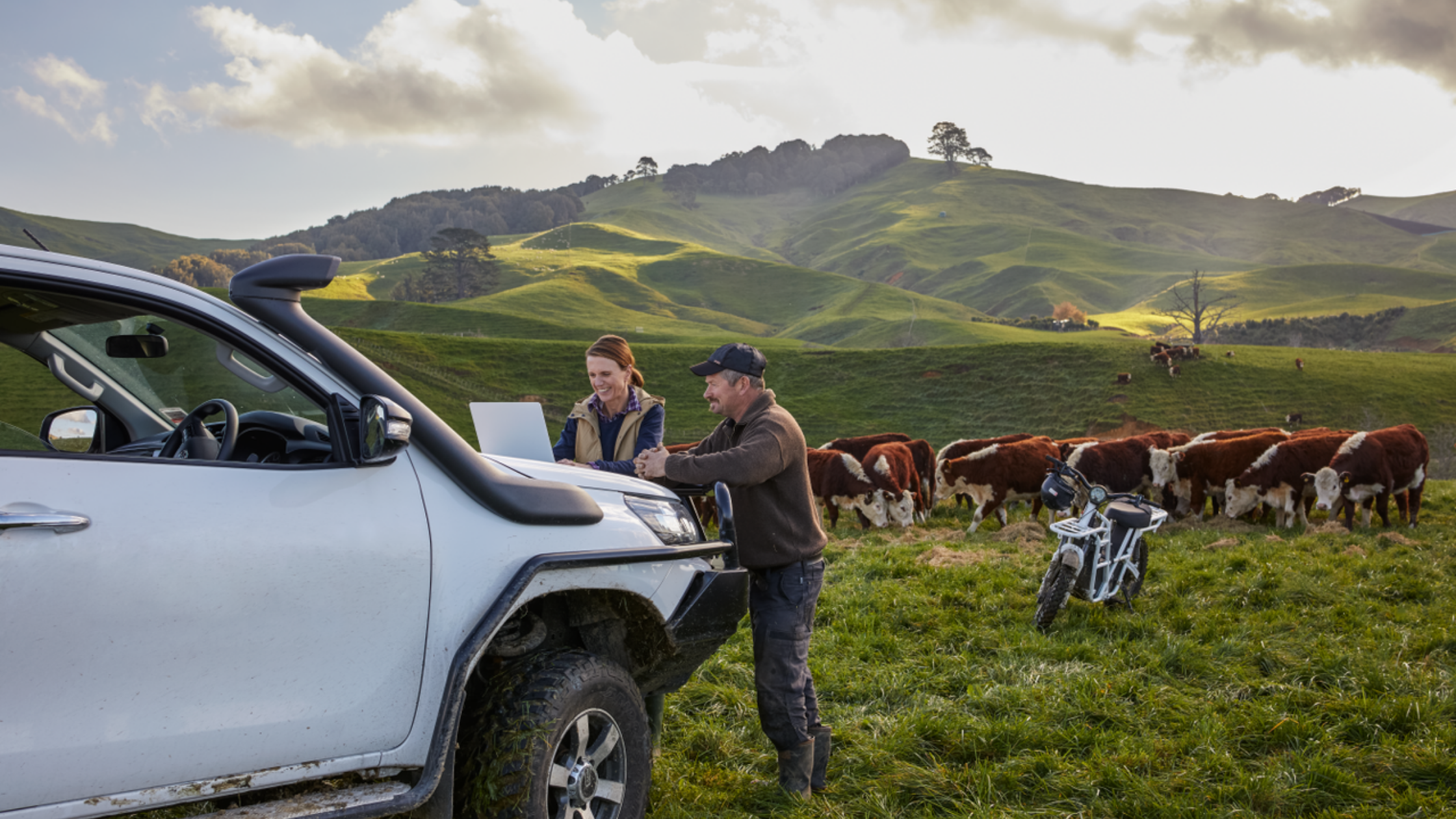 Improved efficiency, better decision making for New Zealand's primary sector