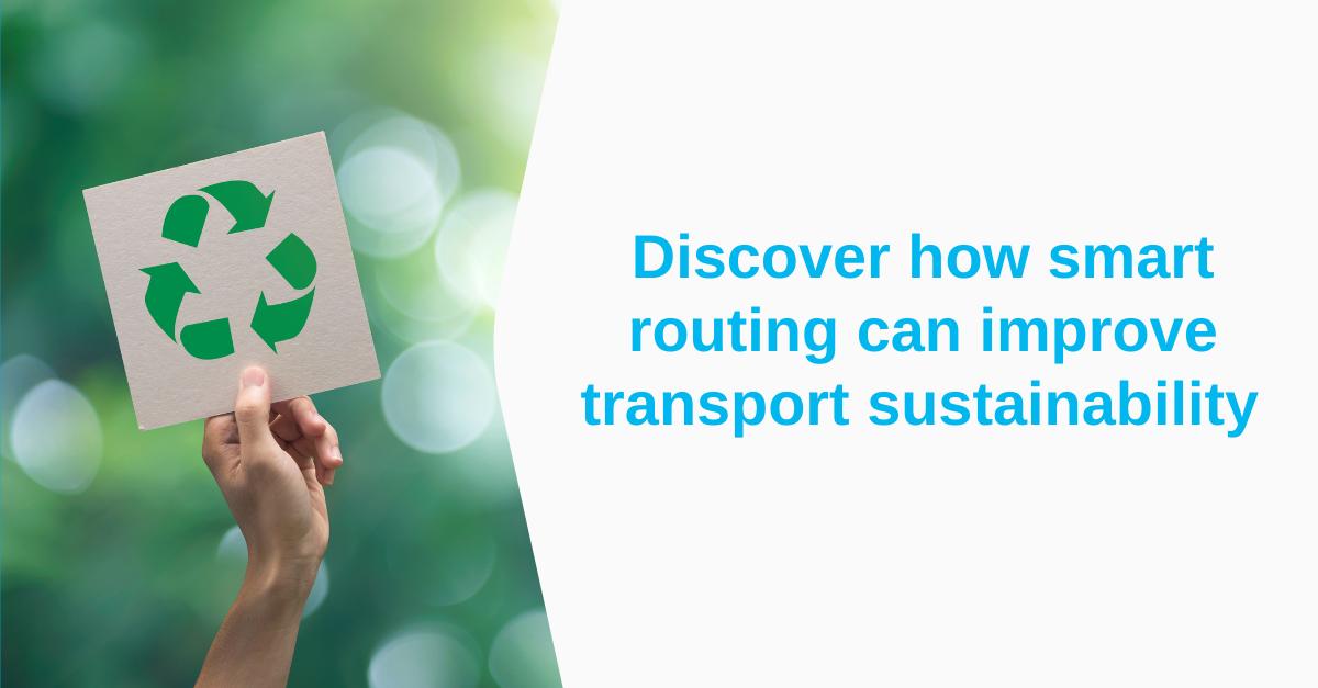 Improve your transport planning to deliver better returns