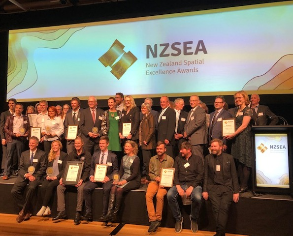 Congratulations to all NZSEA 2019 winners