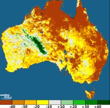 Extreme Heat and Drought Continues to Fuel Catastrophic Wildfires in Australia