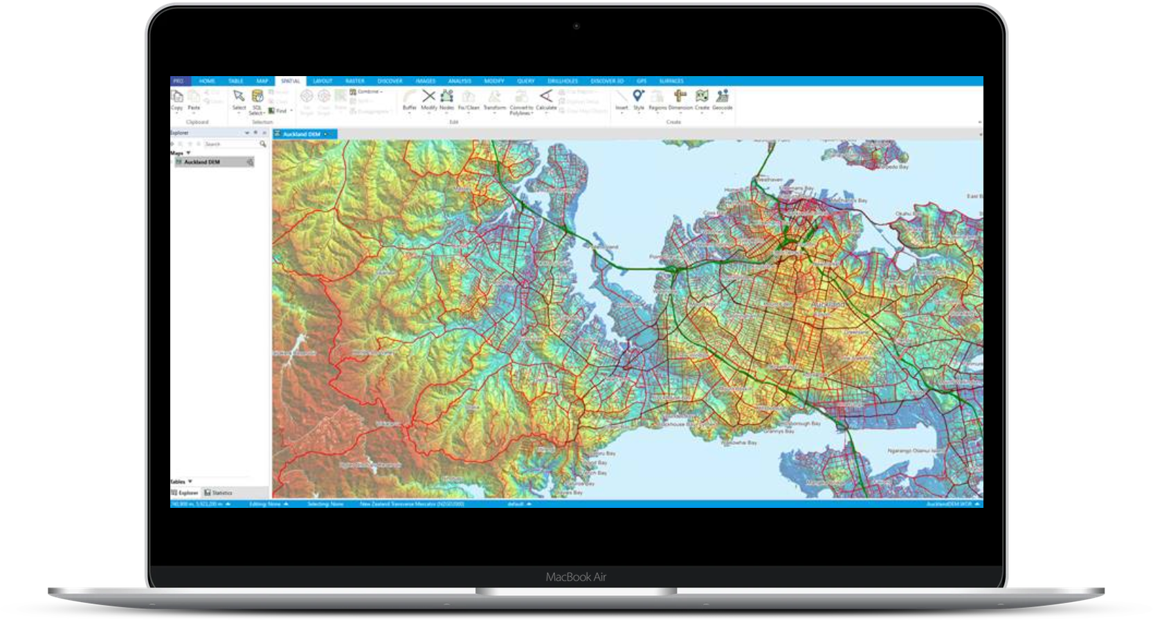 MapInfo Pro Product